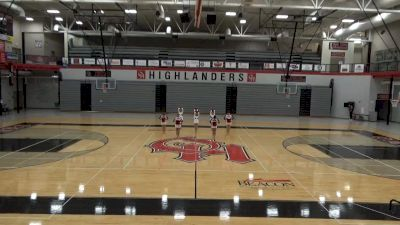 Oak Hills High School [Virtual Small Varsity - Pom Prelims] 2021 NDA High School National Championship