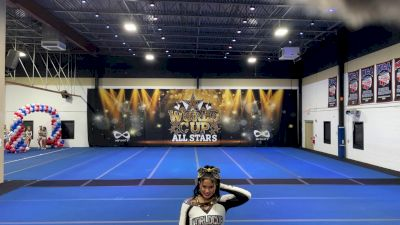 World Cup - Shooting Stars [L6 Senior - Large] 2021 NCA All-Star Virtual National Championship