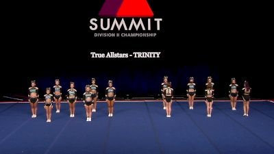 True Allstars - TRINITY [2021 L4.2 Senior - Small Finals] 2021 The D2 Summit