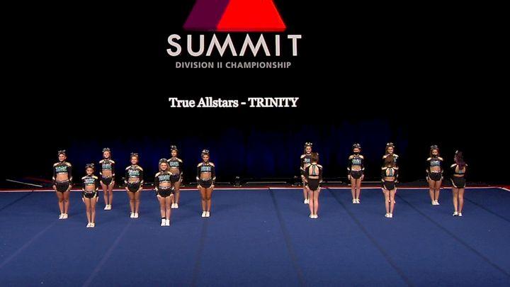 True Allstars - TRINITY [2021 L4.2 Senior - Small Finals] 2021 The D2 Summit