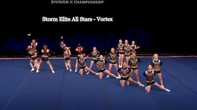 Storm Elite All Stars - Vortex [2021 L1 Junior - Small Semis] 2021 The D2 Summit