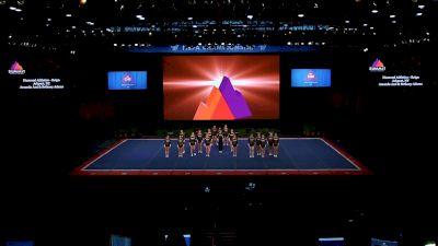 Diamond Athletics - Reign [2021 L3 Senior Coed - Small Finals] 2021 The D2 Summit