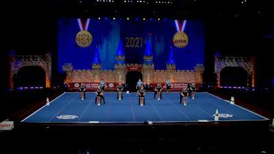 Iowa Western Community College [2021 Cheer Open Coed Semis] 2021 UCA & UDA College Cheerleading & Dance Team National Championship