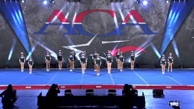 Cheer Athletics- Frisco - SolarCats [2021 L1 Small Junior Day 1] 2021 ACA All Star DI Nationals
