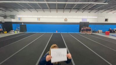 Washington Township Youth Cheerleading Association - Township Force [L2 Performance Rec - Affiliated (14Y)] 2021 Varsity Recreational Virtual Challenge III