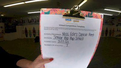 Miss Edie's Dancin Feet [Senior - Hip Hop] 2021 UCA & UDA March Virtual Challenge