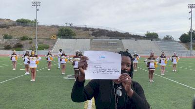 El Camino High School [High School - Situational Sideline/Crowdleading Cheer] 2021 USA Virtual Spirit Regional #1