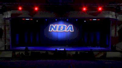 Studio X Bombsquad [2021 Tiny Hip Hop Day 2] 2021 NDA All-Star National Championship