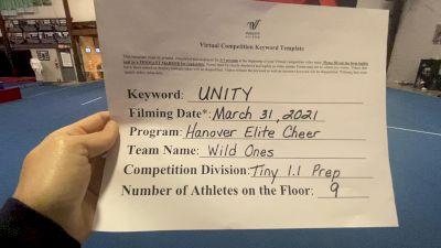 Hanover Elite - WildOnes [L1.1 Tiny - PREP] 2021 Mid Atlantic Virtual Championship