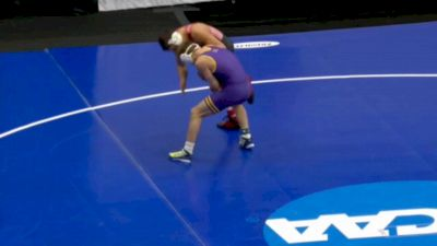 149 m, Tristen Lara, Northern Iowa vs Mike Van Brill, Rutgers