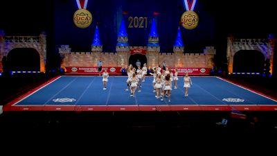 KC Cheer - FEARLESS [2021 L6 Senior - Small Day 2] 2021 UCA International All Star Championship