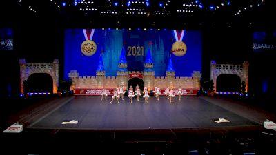 Rutgers University [2021 Division IA Pom Finals] 2021 UCA & UDA College Cheerleading & Dance Team National Championship