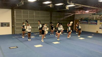 Central Dauphin East High School [Game Day Varsity - Non-Tumble] 2020 UCA Pocono Virtual Regional