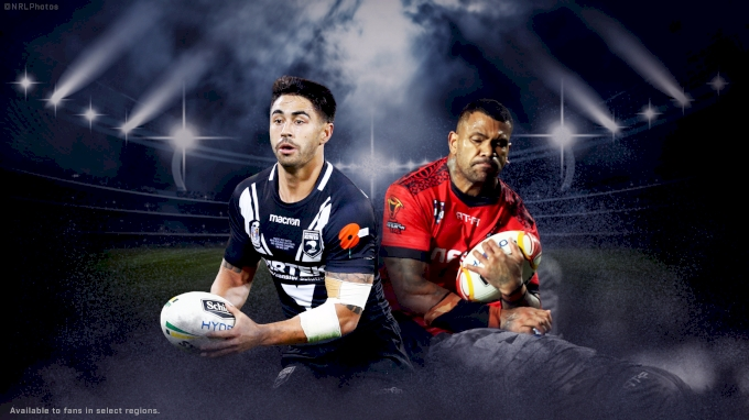 picture of New Zealand vs Tonga | 2017 Rugby League World Cup