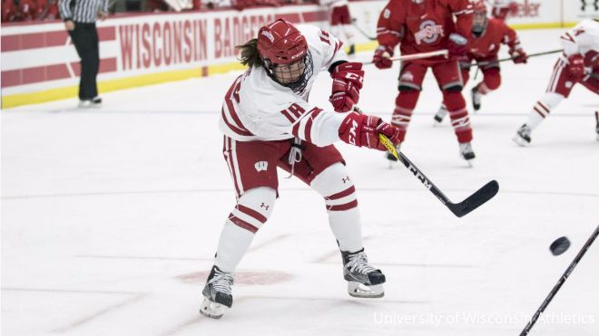 No. 1 Badgers March Past No. 4 Buckeyes For 14th-Straight Victory
