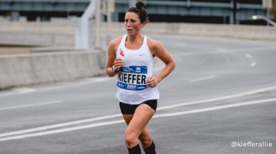 ON THE RUN: Meet America's Unlikeliest Marathoning Hero, Allie Kieffer | Ep. 63