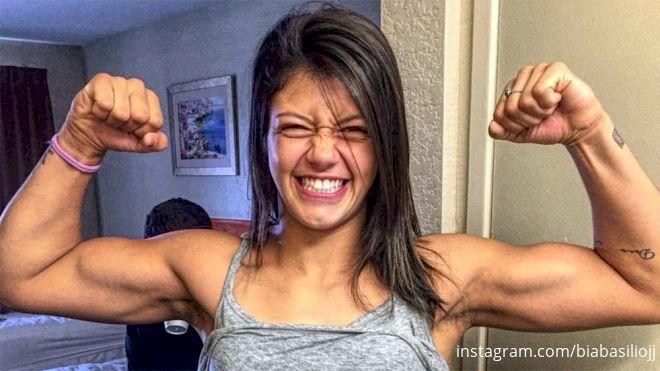 Bianca Basilio Works Out Like A Beast, No Wonder She's Jacked