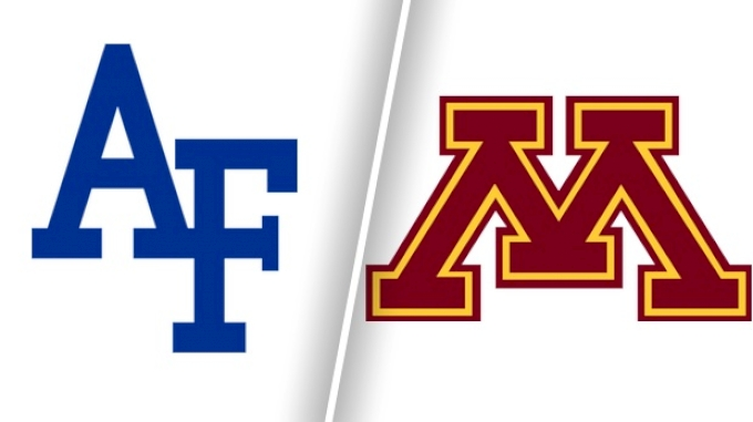 picture of Air Force at Minnesota | 2017 NCAA Wrestling