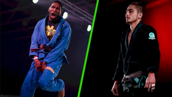 Two Brown Belt Finishers Face Off For Fight To Win Pro Title