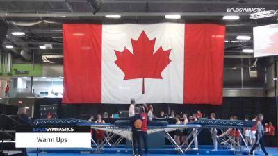 Frigon/ Lefaivre - Trampoline, Dynamix - 2019 Elite Canada T and G