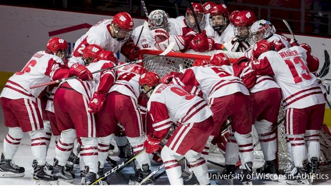 Badgers Suffer Setback Against Spartans, Fall 2-0 In Series Finale