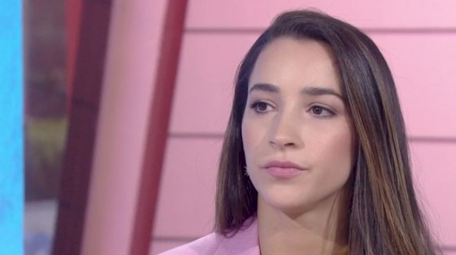 Aly Raisman Opens Up About Sexual Abuse On 60 Minutes & TODAY Show
