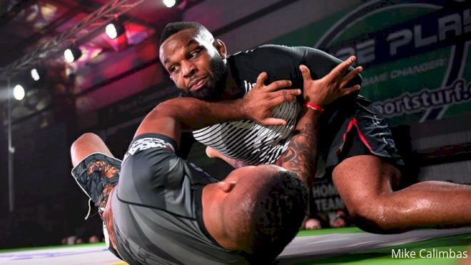 DJ Jackson: The Grappling Standout Gunning For UFC And MMA Glory