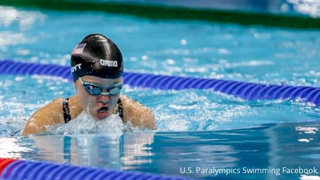 2017 A3 Invite Is Featured Stop On Collegiate Para Swimming Series