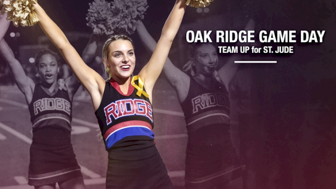 Oak Ridge: Team Up For St. Jude (Trailer)