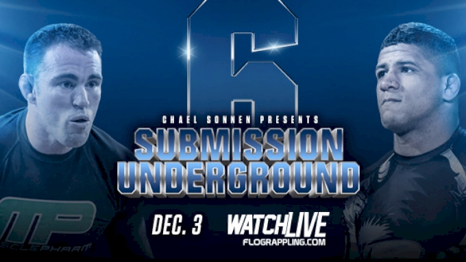 picture of 2017 Chael Sonnen Presents Submission Underground 6