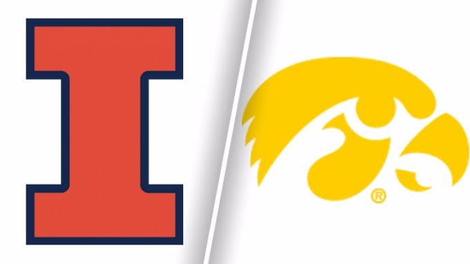 picture of Illinois at Iowa | 2017 NCAA Wrestling