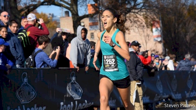 Can Anyone Stop Claudia Lane From Foot Locker Title No  2?