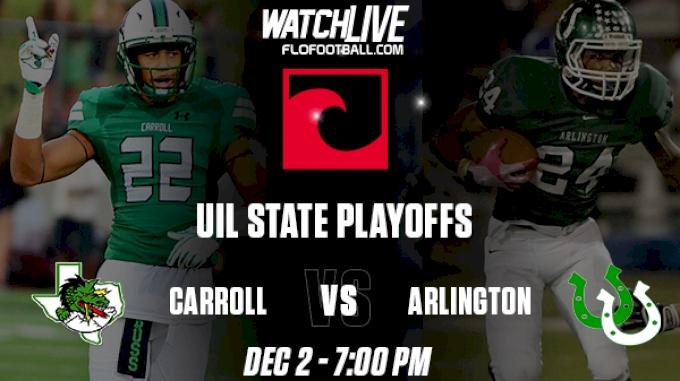 picture of Arlington vs. Southlake Carroll