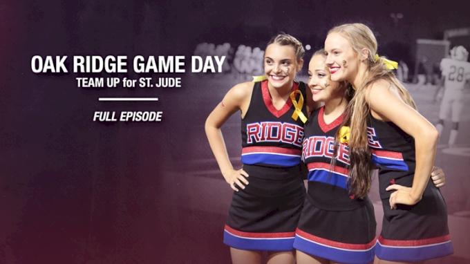 Oak Ridge: Team Up For St. Jude