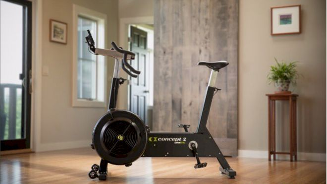 CrossFit Games Team Hint: The Stationary Bike Returns