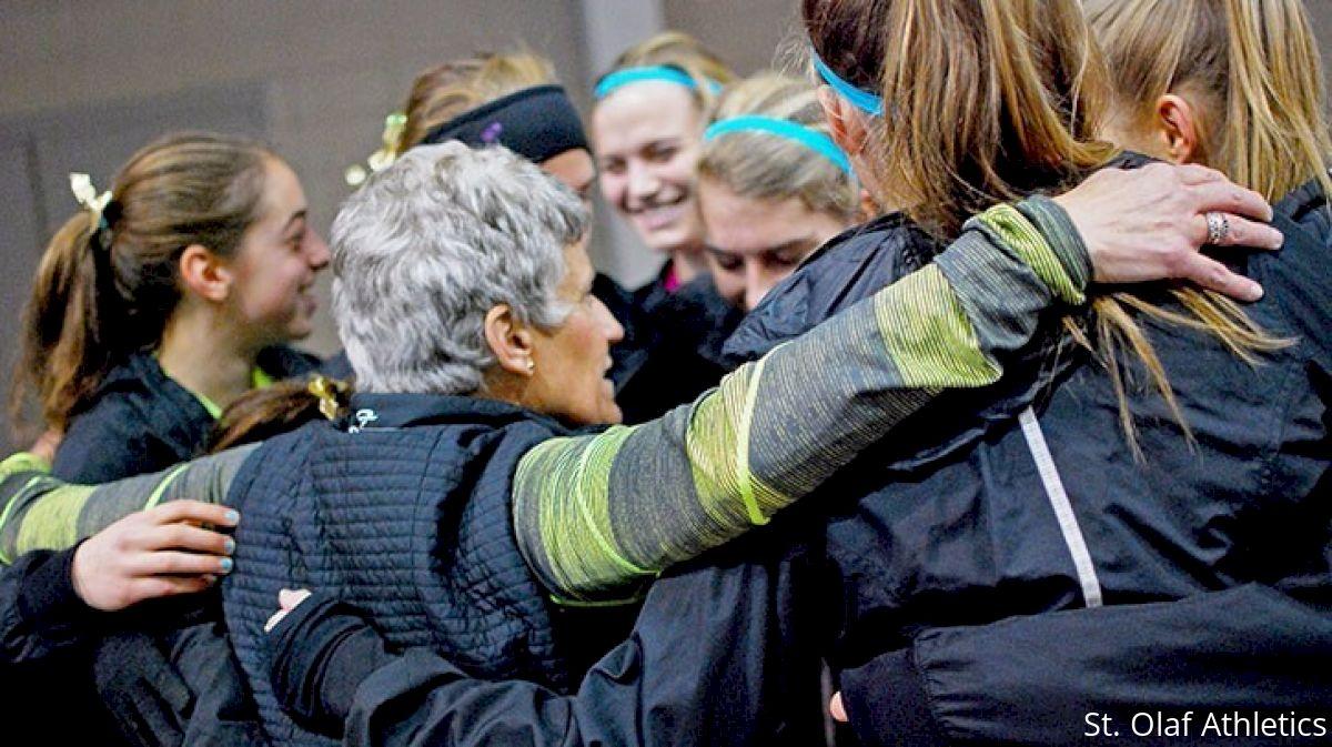 XC Trailblazer: Chris Daymont Pioneers Women's Coaching For 41 Years