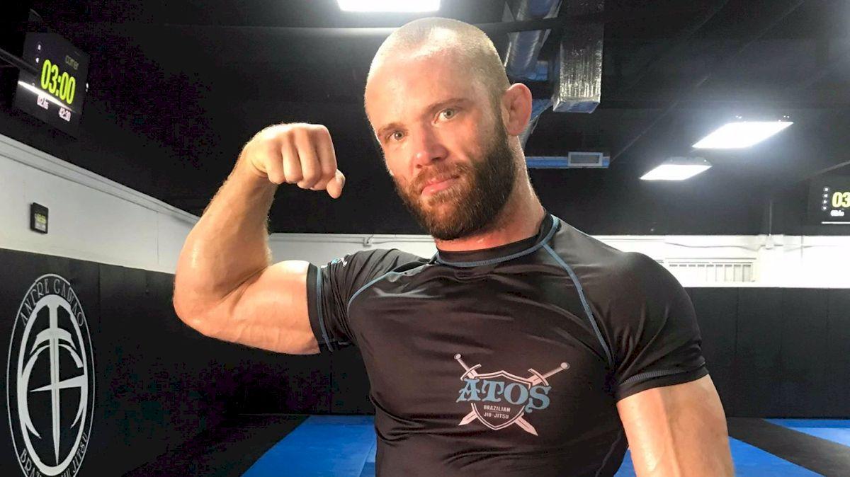 Returning No-Gi World Champion Josh Hinger Changing Weight Division