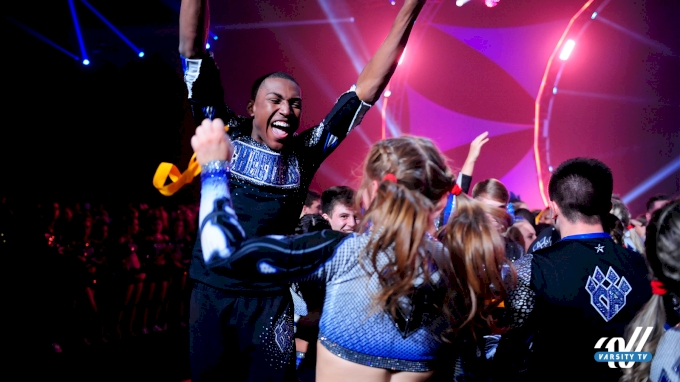 Cheetahs Win Cheer Alliance Grand Champion!