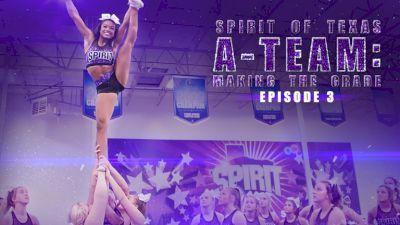 Spirit Of Texas A-Team: Making The Grade (Episode 3)