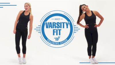 Start Your New Year With The Varsity Fit Training Guide!