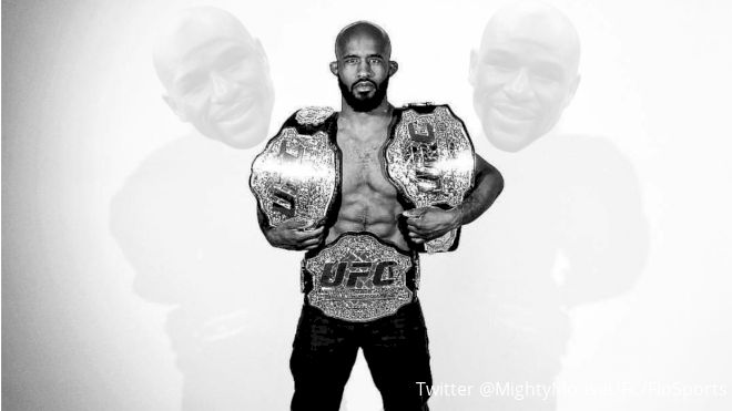 Demetrious Johnson Offers To Fight Floyd Mayweather In UFC Octagon
