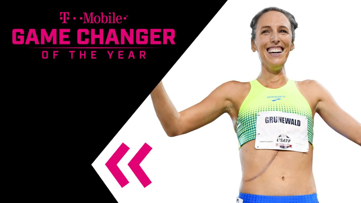 Gabe Grunewald Is The 2017 Game Changer Of The Year