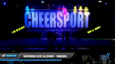 Southern Elite Allstars - Shockwave [2021 L4.2 Senior - D2 Day 1] 2021 CHEERSPORT National Cheerleading Championship