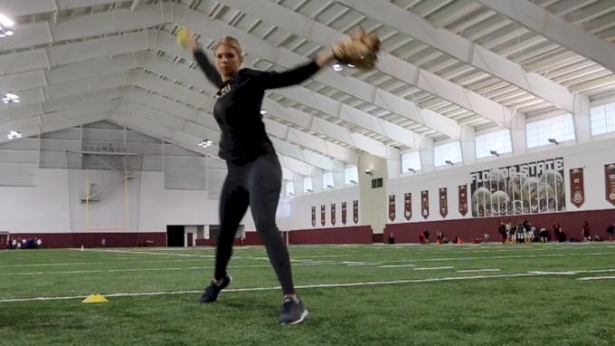 picture of Softball Pitching Drills & Programs