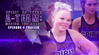 Spirit Of Texas A-Team: Making The Grade (Ep. 4 Trailer)