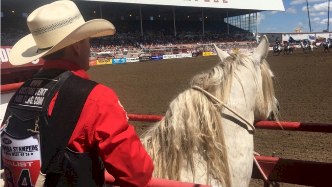 Jake Vold Starts Physiotherapy After 2017 Wnfr Knee Injury