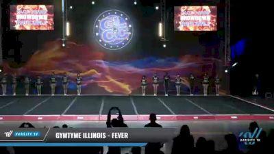 GymTyme Illinois - Fever [2021 L6 Senior Coed - XSmall Day 2] 2021 GLCC: The Showdown Grand Nationals
