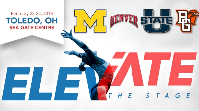 picture of 2018 Elevate the Stage - Toledo (NCAA) | Michigan, Denver, Utah State, BGSU