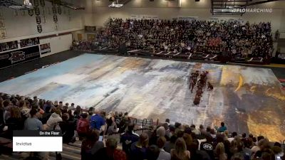 Invictus at 2020 WGI Guard Austin Regional - Rouse HS