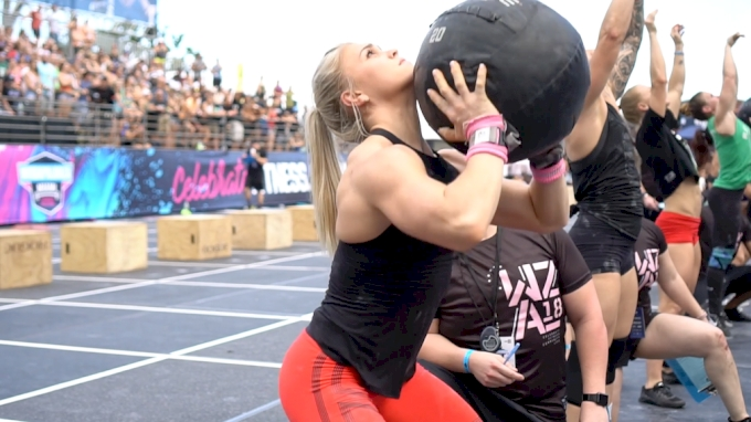 picture of 2018 Reebok CrossFit Games Open